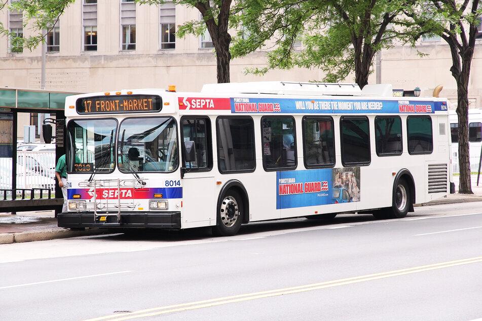 In einem Bus des Unternehmens SEPTA in Philadelphia wurde geschossen. (Symbolbild)