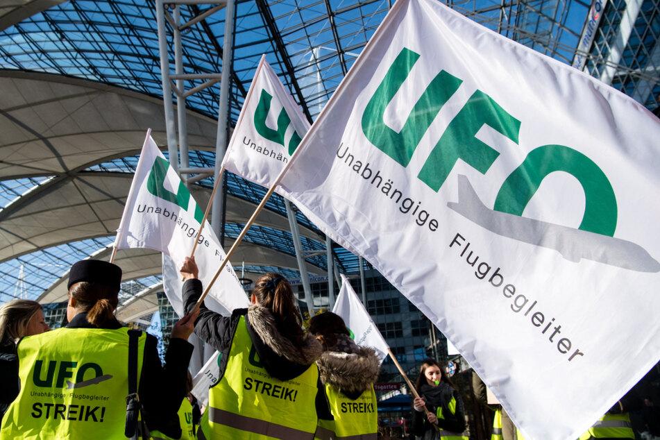 Es ist geschafft: Flugbegleitergewerkschaft Ufo wählt neuen Vorstand