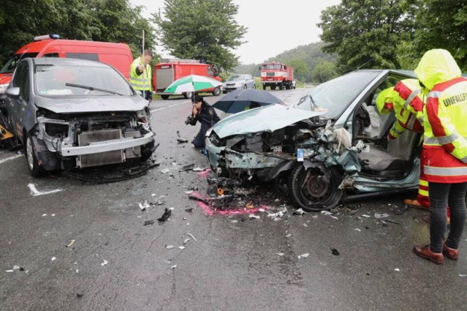 Ein Toter, zwei Verletzte: Unfallschock in der Sächsischen Schweiz