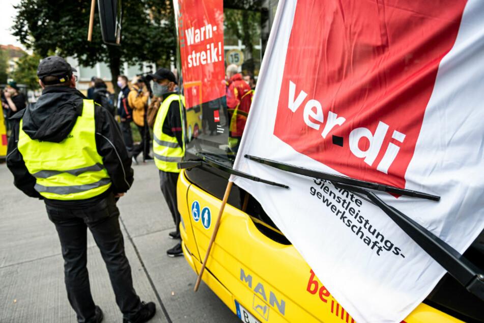 BVG legt mit Warnstreik Nahverkehr lahm: Massive Einschränkungen erwartet