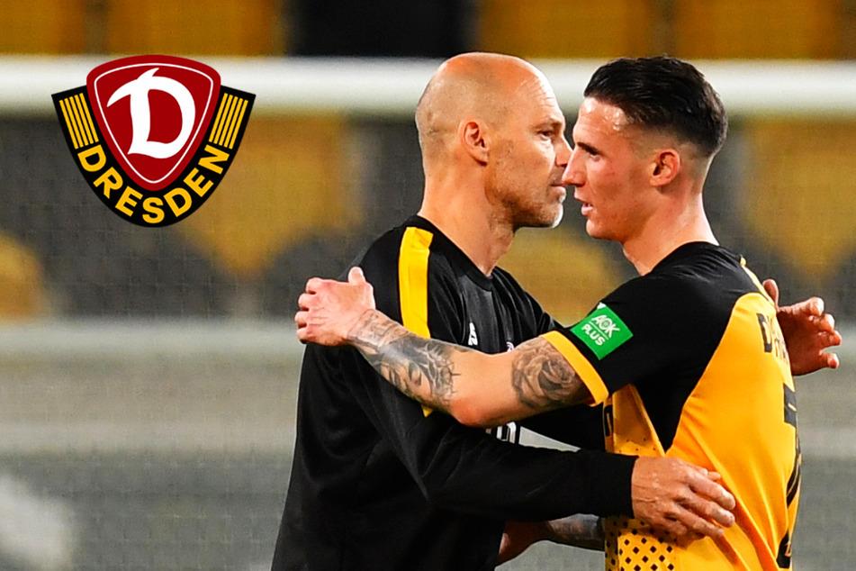 Dynamo-Angreifer Vlachodimos stieg wie Phönix aus der Asche und bedankt sich!