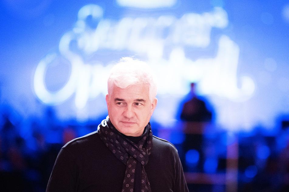 Alter und neuer SemperOpernball-Chef: Hans-Joachim Frey.