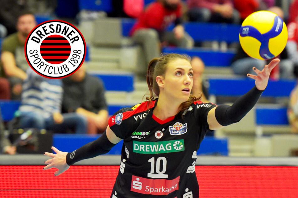 """Dresdner SC verlängert mit Lena Stigrot: """"DSC ist die beste Option!"""""""