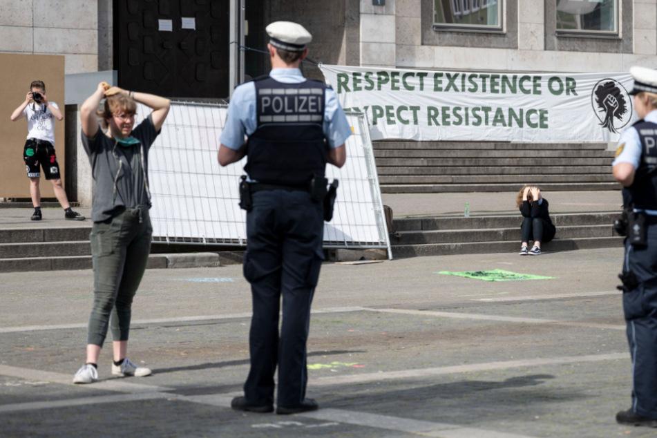 """Fridays-for-Future-Protest: """"Bei der Klimakrise sind wir alle Risikogruppe"""""""