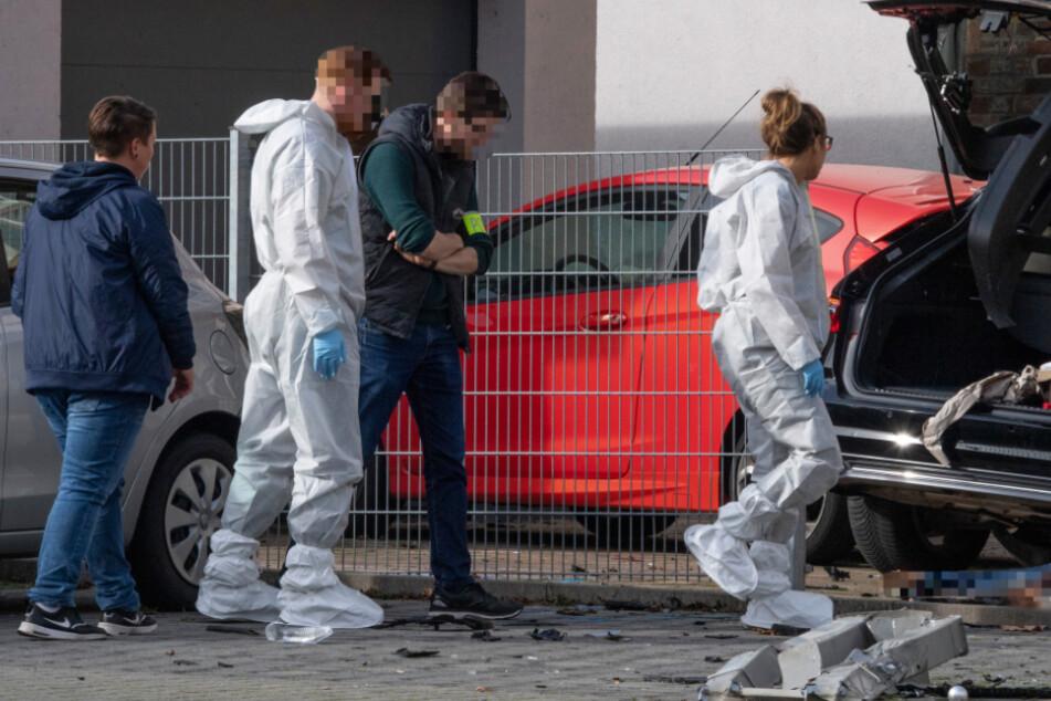 Frau mit Auto und Axt getötet: Das sagt der Angeklagte