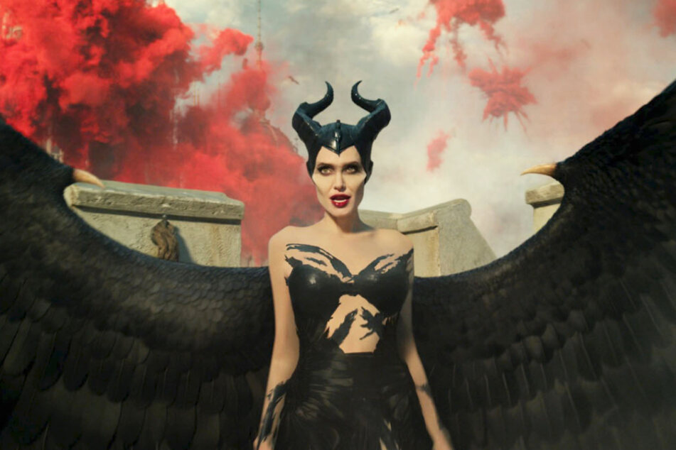 Angelina Jolie spielt zum zweiten Mal die dunkle Fee Maleficent.