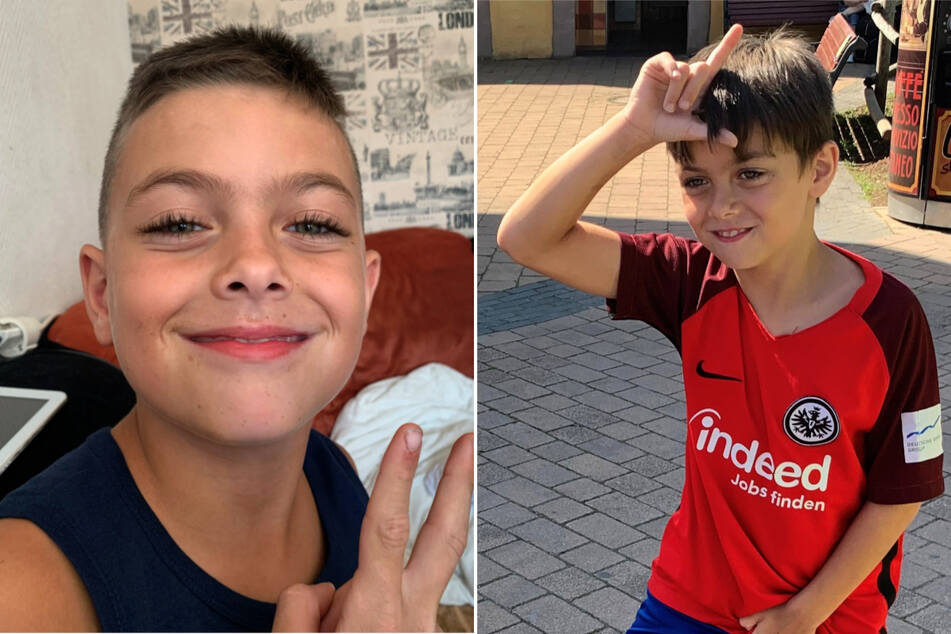 Lorenzo Marcellino Weiß hatte am gestrigen Sonntagmorgen zwischen 9 und 10 Uhr sein derzeitiges Zuhause in einem Kinderdorf in der Büdinger Straße verlassen.