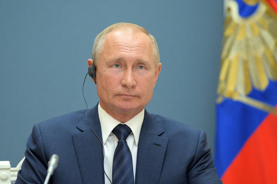 Wladimir Putin ist bereits seit dem Jahr 2000 Präsident.