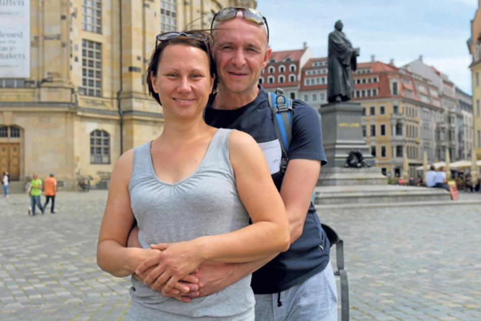Susanne (40) und Ronny (43) aus Füssen.