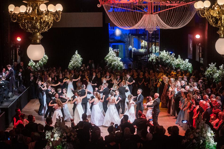 Der Opernball gehört zu den wichtigsten gesellschaftlichen Ereignissen in Chemnitz.
