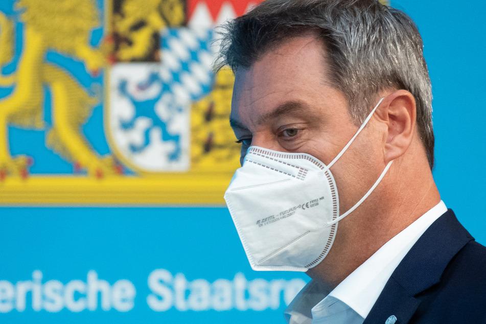 Markus Söder (54, CSU) hat eine klare Haltung.