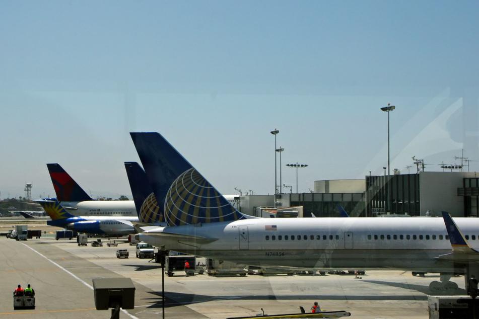 Am Flughafen von Los Angeles kam es innerhalb weniger Stunden gleich zu zwei Zwischenfällen.