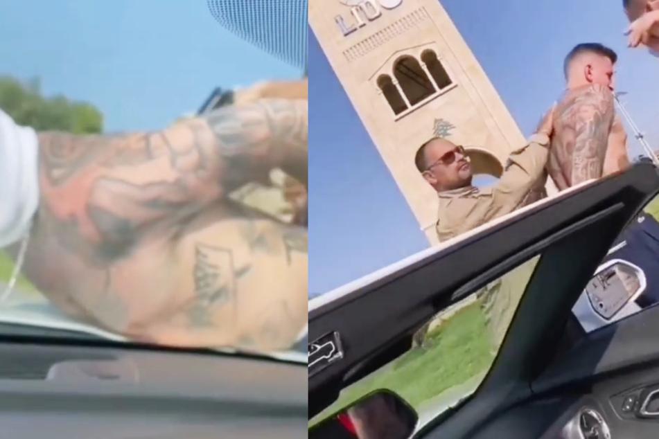 187-Rapper Gzuz wird mit Waffe bedroht und festgenommen! Echt oder Fake?