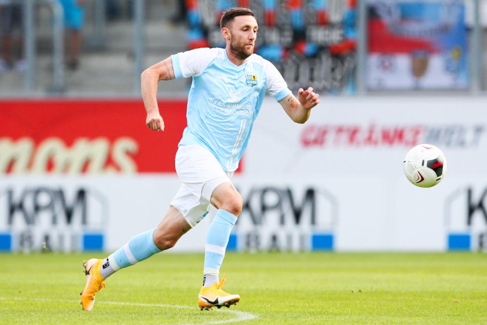 Christian Bickel traf in den vergangenen beiden Partien drei Mal.
