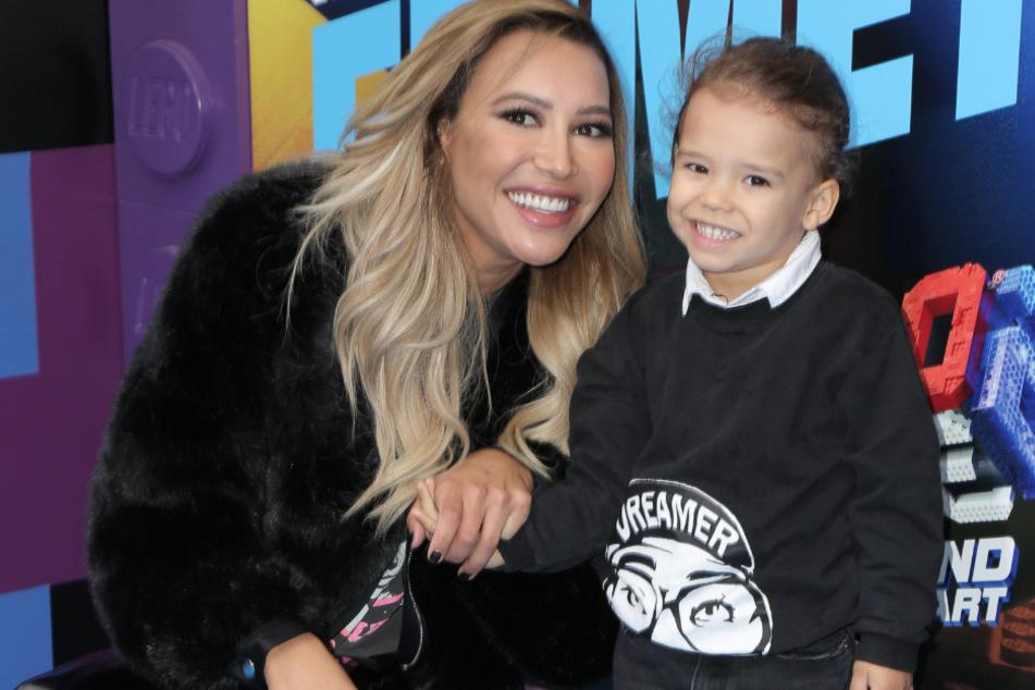 Naya Rivera (†33) und ihr Sohn Josey Hollis (4). Das Foto zeigt die beiden im Februar 2019.