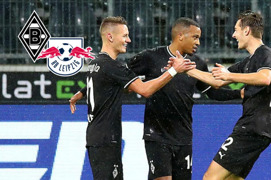 Ausgerechnet Leihgabe Wolf fügt RB Leipzig erste Pleite gegen Gladbach zu!