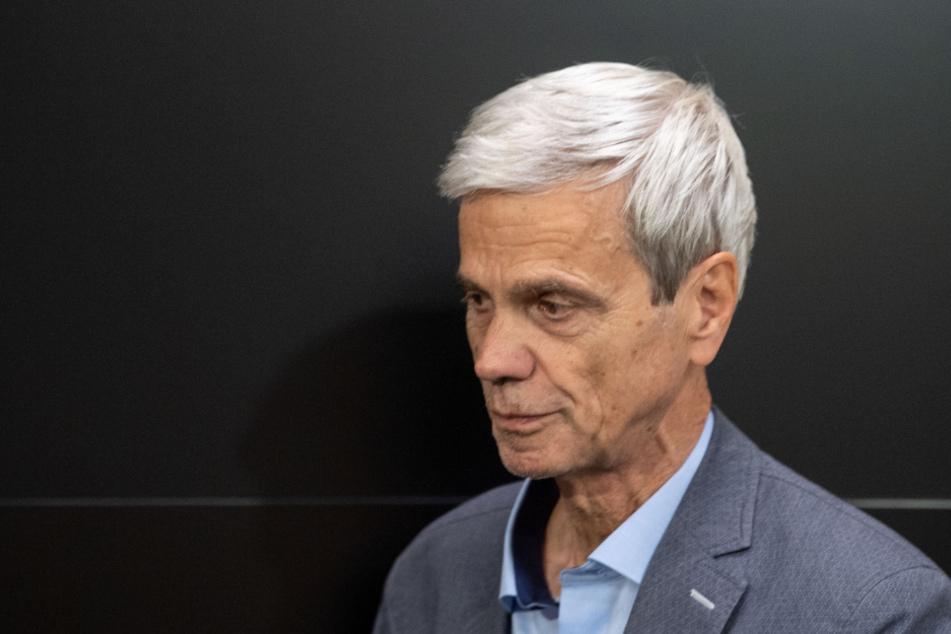 Wolfgang Gedeon klagte vor dem Verfassungsgerichtshof.