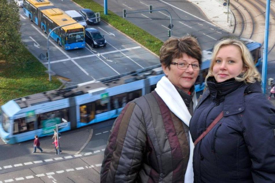 Chemnitzer Nahverkehrs-Diät sorgt für lauten Protest