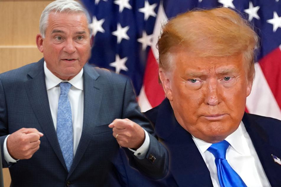 Strobl: Trump entwürdigt die amerikanische Demokratie