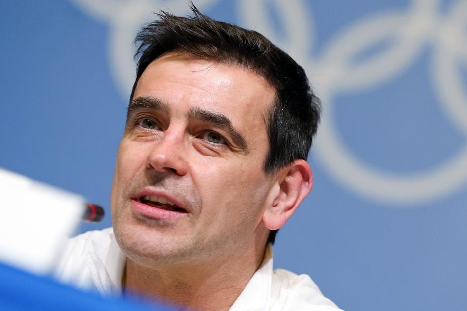 Ingo Steuer (53) fungiert als Trainer.