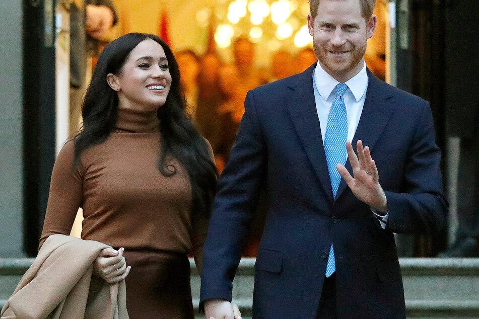 Seit dem Megxit müssen Harry (36) und Meghan (39) finanziell auf eigenen Beinen stehen.
