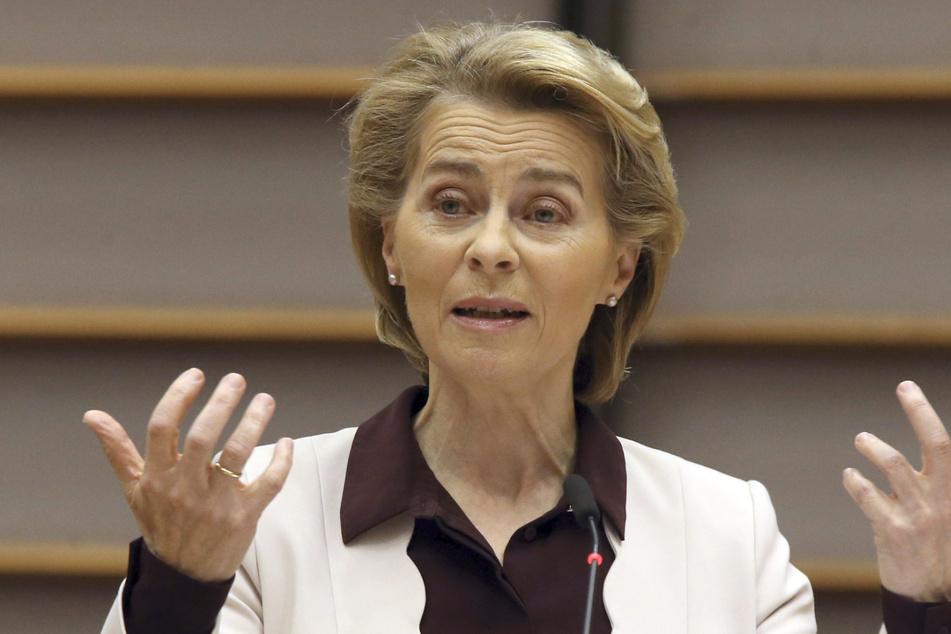 Kommissionspräsidentin Ursula von der Leyen (61)