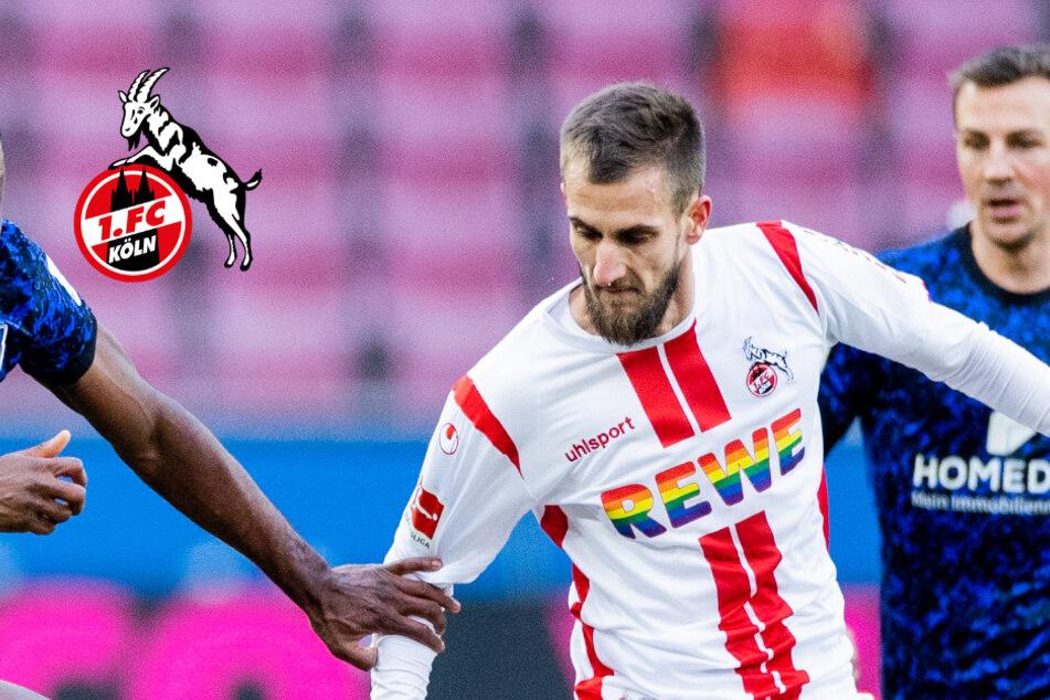 1. FC Köln: Drexler nach Fan-Beleidigung in der Kritik, Strafe angekündigt