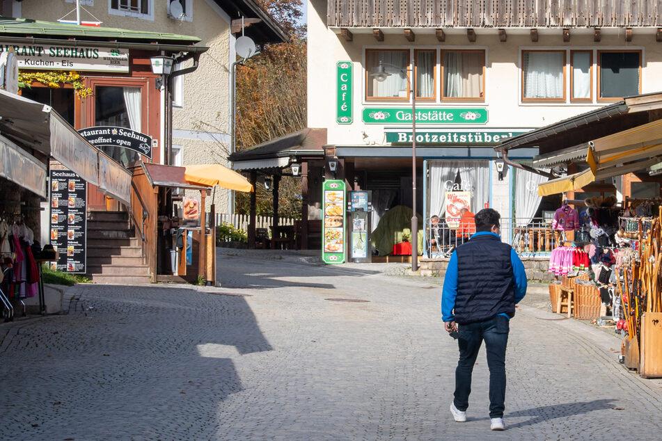 In Schönau Am Königssee hofft man auf die Rückkehr der Touristen. (Archiv)