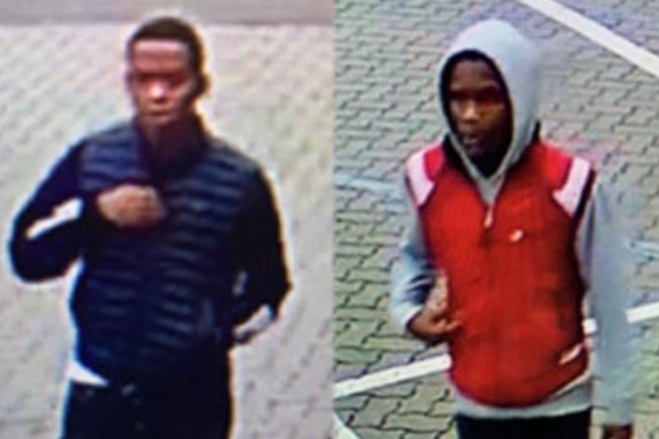 Straßenraub in Kassel: Polizei fahndet nach zwei jungen Männern