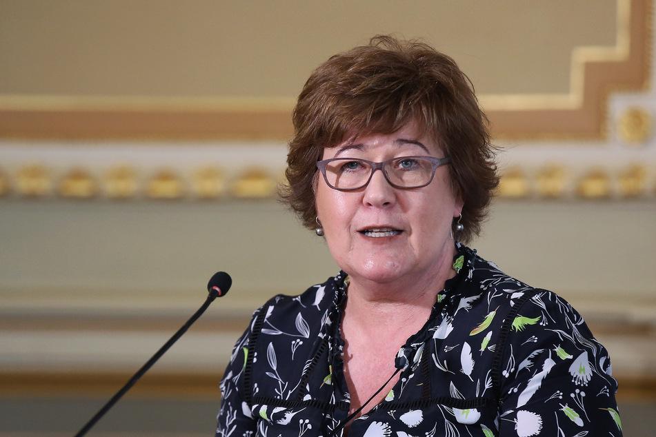 Sachsen-Anhalts Gesundheitsministerin Petra Grimm-Benne (SPD).