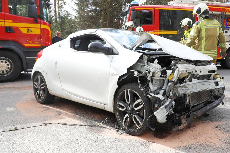 Schwerer Unfall sorgte für stundenlange Sperrungen im Norden der Heide