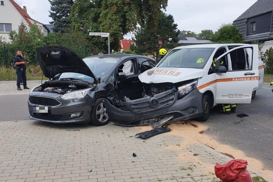 Die Polizei hat die Ermittlungen zum Unfallhergang bereits aufgenommen.