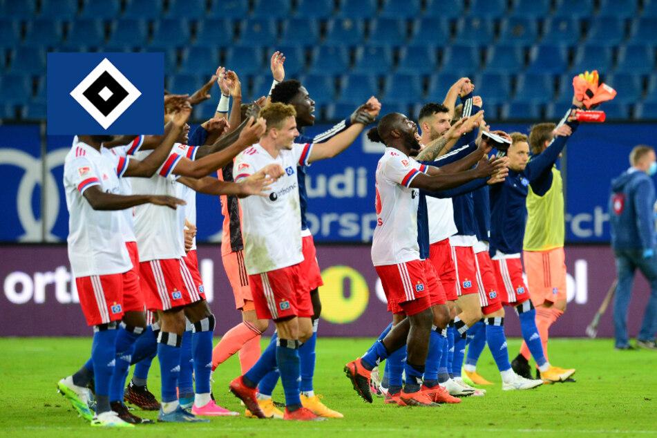 Gute Laune beim HSV nach dem Auftaktsieg gegen Fortuna Düsseldorf