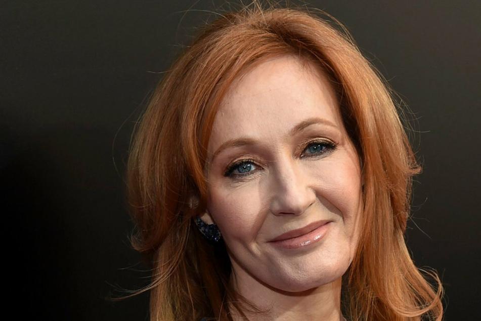 """Die Autorin J.K. Rowling (54) gelangte durch ihre Reihe """"Harry Potter"""" zu weltweiter Bekanntheit."""