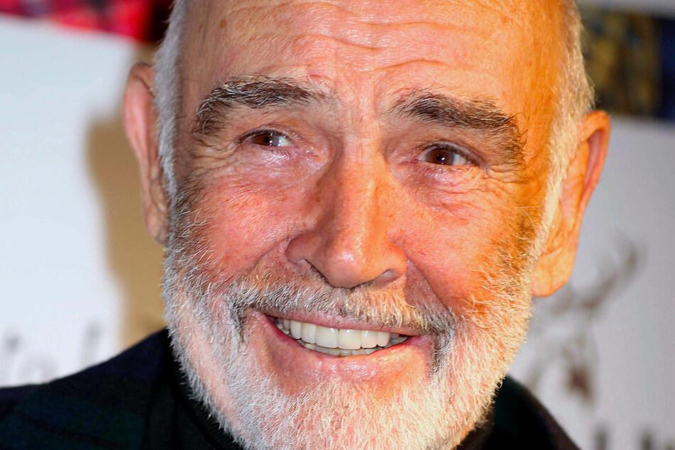 Sean Connery wurde 90 Jahre alt.