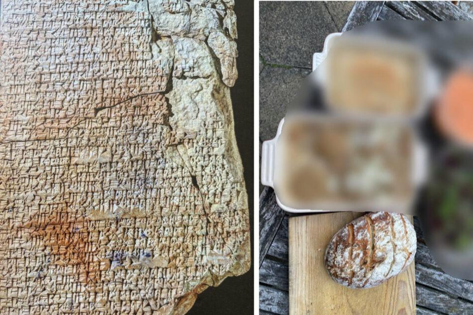 Mann kocht tausend Jahre alte Gerichte nach: Das Ergebnis verblüfft ihn
