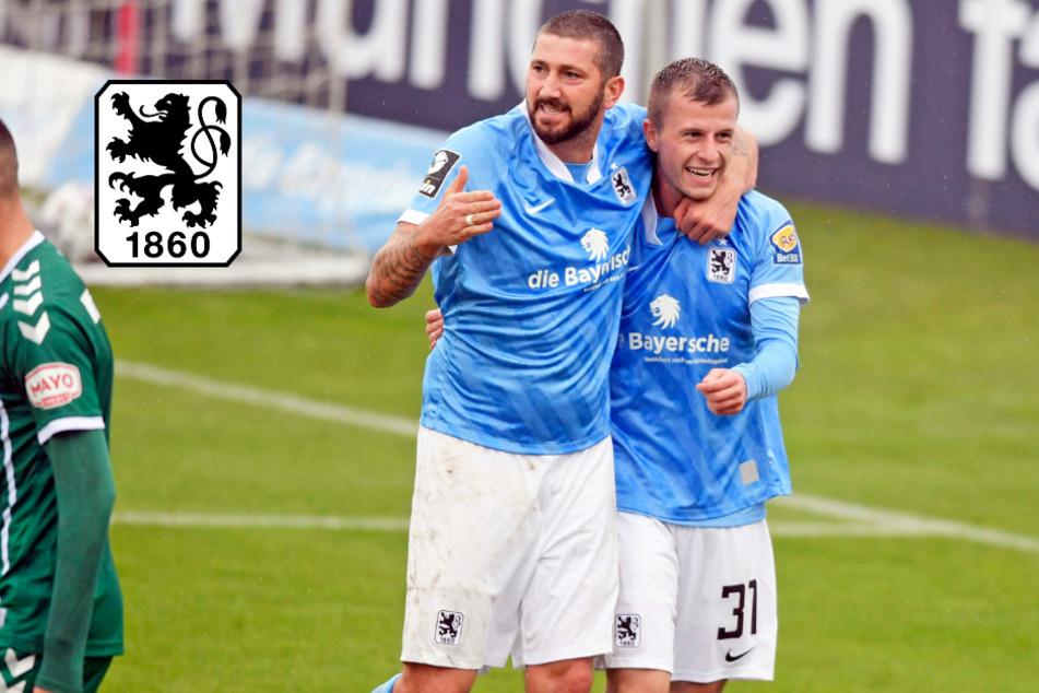 TSV 1860 München hämmert den VfB Lübeck aus dem Grünwalder
