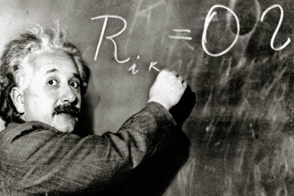 """Der """"Äußere Photoeffekt"""", nachgewiesen von Albert Einstein (1879-1955), soll die TU Freiberg voranbringen."""
