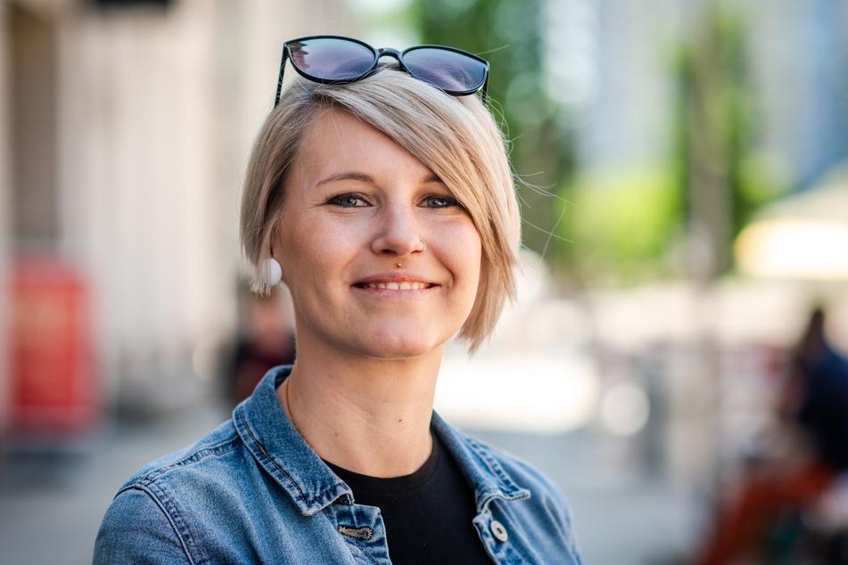 Melanie Weber (31) fährt an die Ostsee.