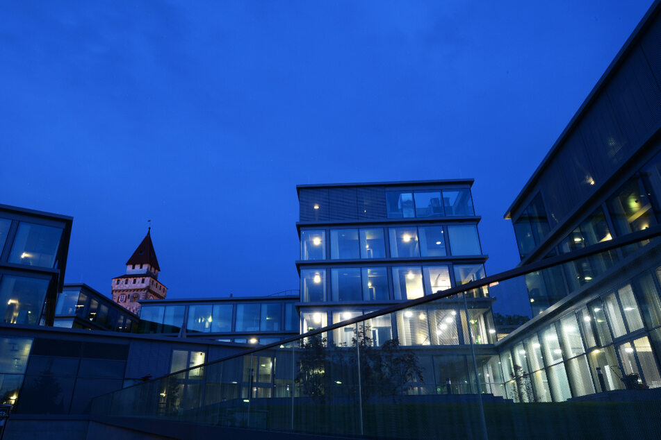 Das Verlagsgebäude von Schwäbisch Media in Ravensburg. (Archiv)