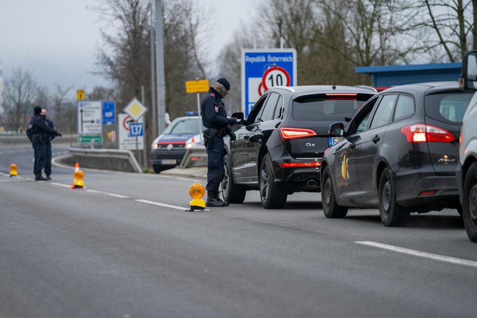 Keine Ausnahmen mehr: Österreich verschärft Grenzkontrollen zu Deutschland