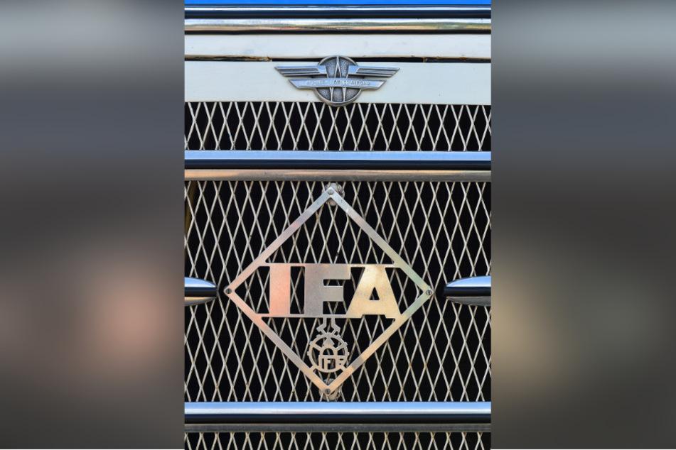 """Der """"IFA H6"""" wurde 1959 im VEB Kraftfahrzeugwerk """"Ernst Grube"""" Werdau gebaut."""