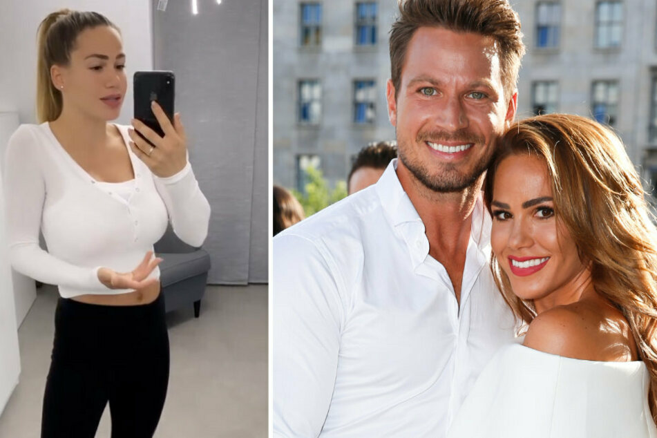 Angelina Pannek und Ex-Bachelor Sebastian Pannek sind kürzlich Eltern geworden.