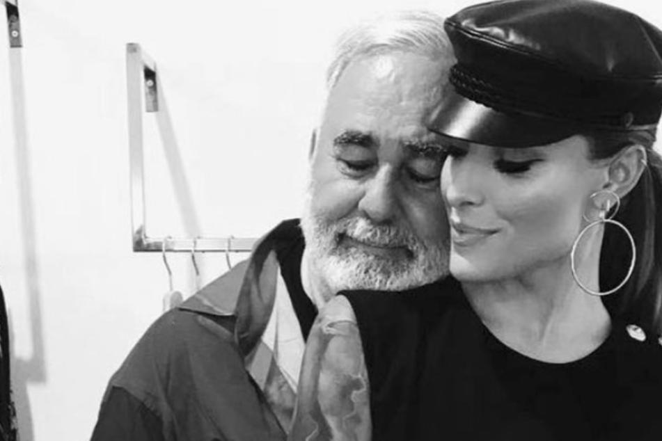 """Sophia Thomalla nimmt nach Tod von Udo Walz rührend Abschied: """"Mit ihm stirbt ein Teil von mir"""""""