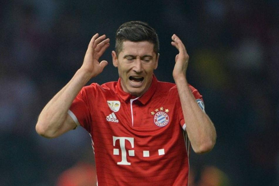 Bayern-Schock: Lewandowski verhandelt mit Real Madrid!