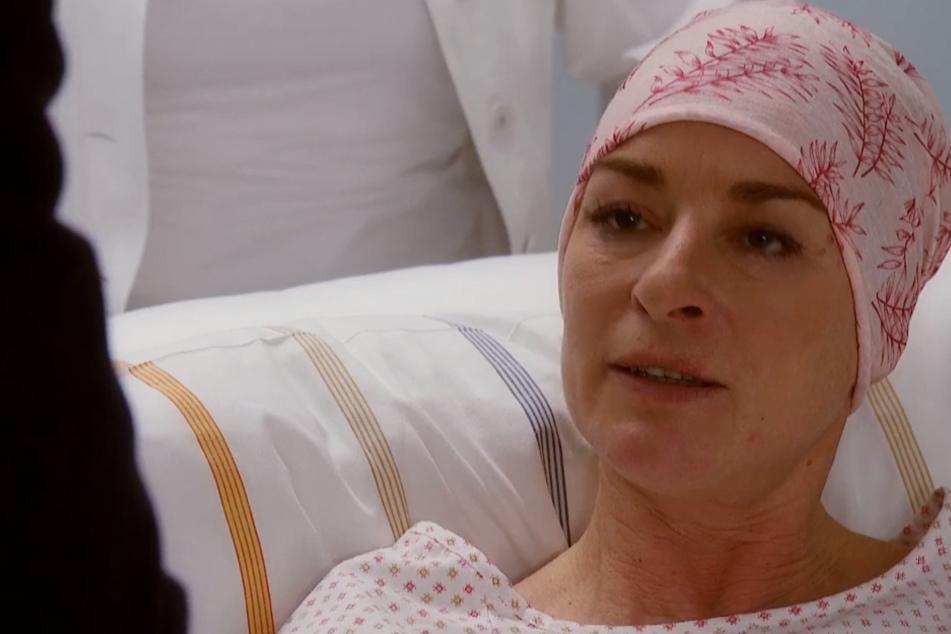 Die OP verläuft komplikationslos: Carla wird wieder völlig gesund.