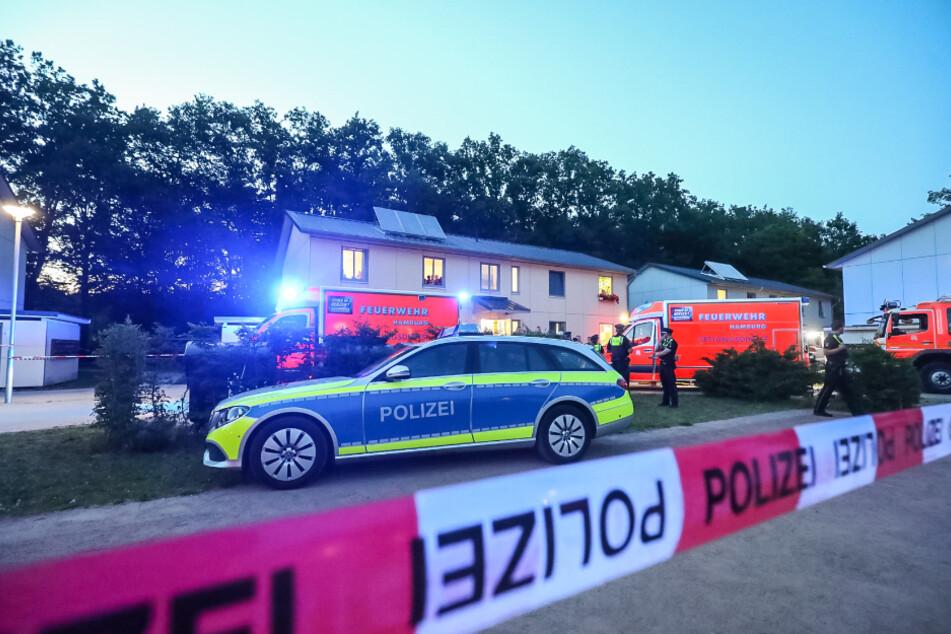 Angriff im Flüchtlingsheim: Mann verletzt Frau tödlich mit Messer