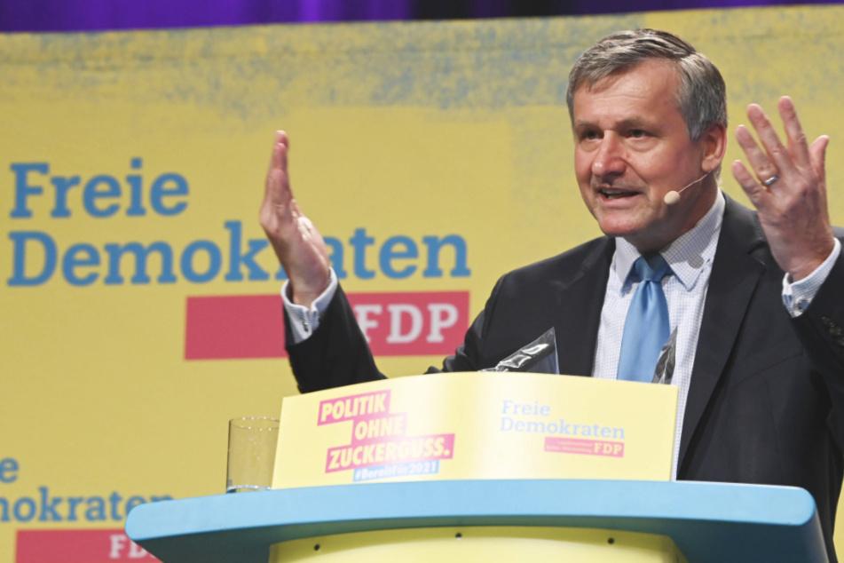 FDP will Deutschlandkoalition mit CDU und SPD nicht um jeden Preis
