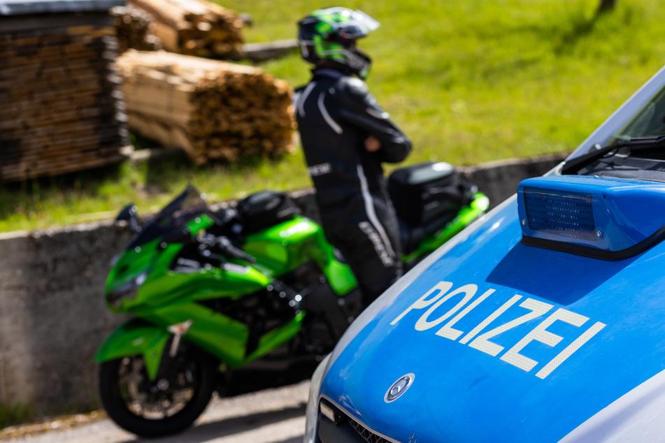 Die Bonner Polizei fand das per Foto gesuchte Motorrad und stellte fest, dass es auf einen Kollegen zugelassen ist. (Symbolfoto)