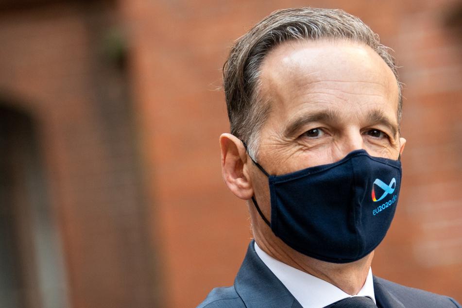 Coronavirus: Heiko Maas wegen Covid-Infektion eines Personenschützers in Quarantäne